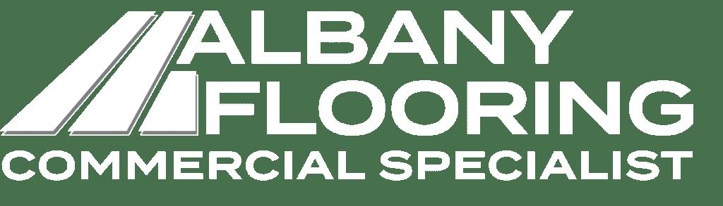Albany Flooring Logo Monochrome